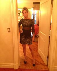 Sonja Morgan OK! Magazine