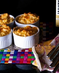 Sonja Morgan 's Mac and Cheese: Check out my blog for the recipe