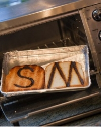 Sonja Morgan: Toaster Oven Cooking